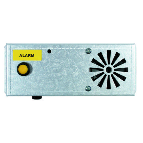 2W speaker unit with metal cover