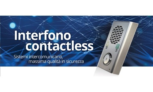 contactless Intercom